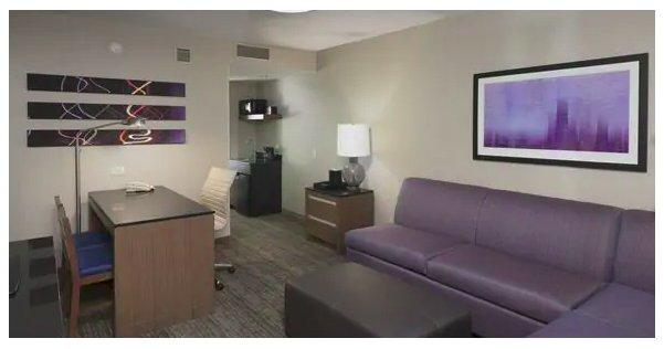 Suite Exhibitor Area